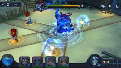 面面面团《迷雾世界》幽歌海底主线-海妖法师打法攻略