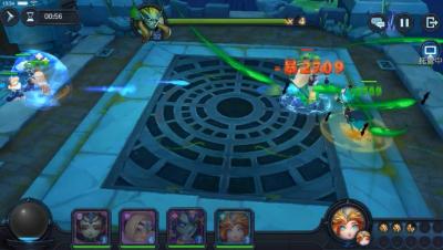 面面面团《迷雾世界》幽歌海底主线-海妖蕾恩打法攻略
