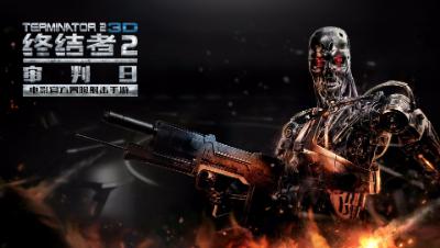 终结者2:燃血精彩淘汰集锦,各种姿势任君选择!