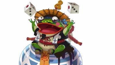 青蛙瓷器逆袭!前期被虐后期竟成神!青蛙瓷器实战教学