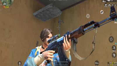 当你有了一个八倍AK是什么感觉 终结者2激燃混剪