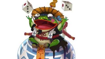 【解说少恭】决战平安京 下路冷门强势式神青蛙瓷器 实战上分教学