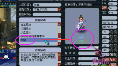 梦幻西游:一个落魄的129老号却拥有独尊称谓,女主曾经也是个王者