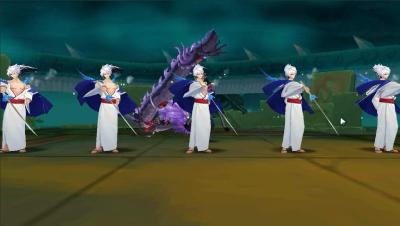 阴阳师:记第五只陆生出世!顺便调戏了把魂十大蛇