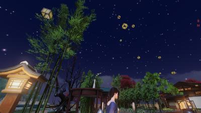 【楚留香家园】想要空中花园,楼梯,满天繁灯和立体花环?我教你