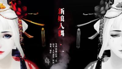 【翰书天下·掠影】新娘人偶——byDX