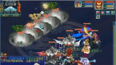 梦幻西游:老王带小号杀后羿副本等到装逼时刻,拉出第一须弥护卫