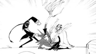 第五人格漫画,杰克你站住!我黑白今天就要打爆你的狗头!