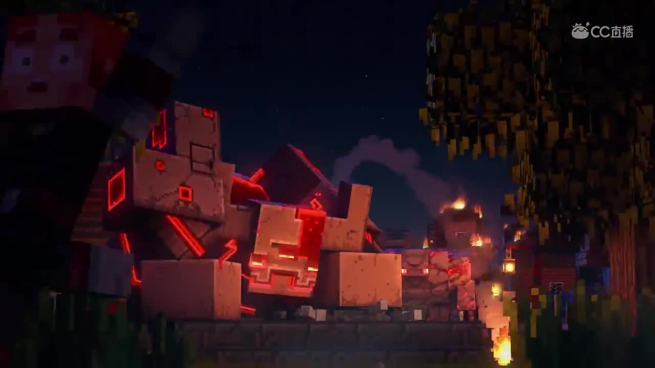 Minecraft Dungeons- Opening Cinematic
