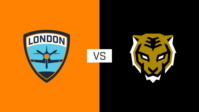 完整比赛 | 伦敦喷火战斗机队 VS 首尔王朝队