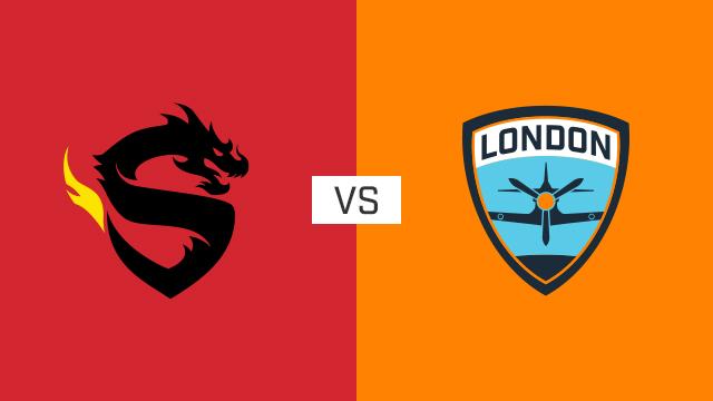 完整比赛 | 上海龙之队 VS 伦敦喷火战斗机队