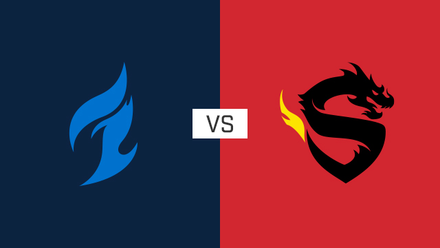 完整比赛 | 达拉斯燃料队 VS 上海龙之队