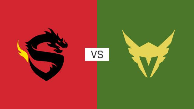 完整比赛 | 上海龙之队 VS 洛杉矶英勇队