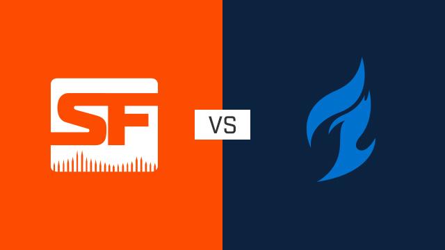 完整比赛 | 旧金山震动队 VS 达拉斯燃料队
