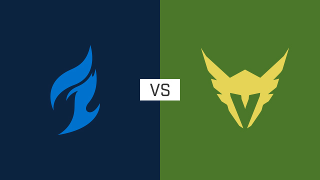 完整比赛 | 达拉斯燃料队 VS 洛杉矶英勇队