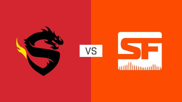完整比赛 | 上海龙之队 VS 旧金山震动队