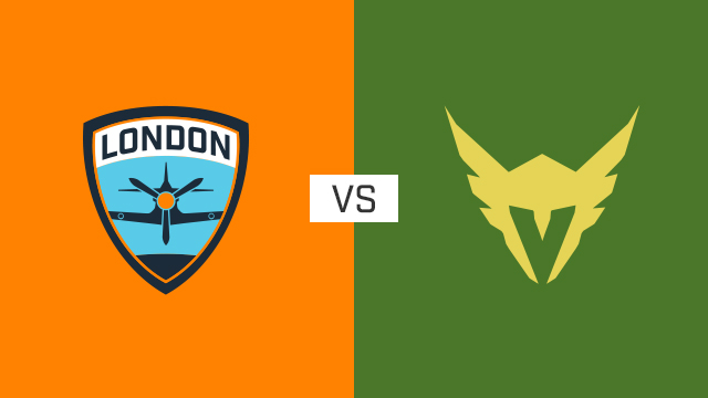 完整比赛 | 伦敦喷火战斗机队 VS 洛杉矶英勇队