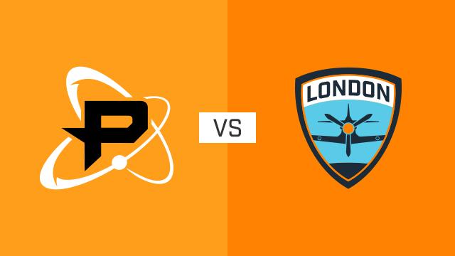 完整比赛 | 第2天 | 费城融合队 VS 伦敦喷火战斗机队