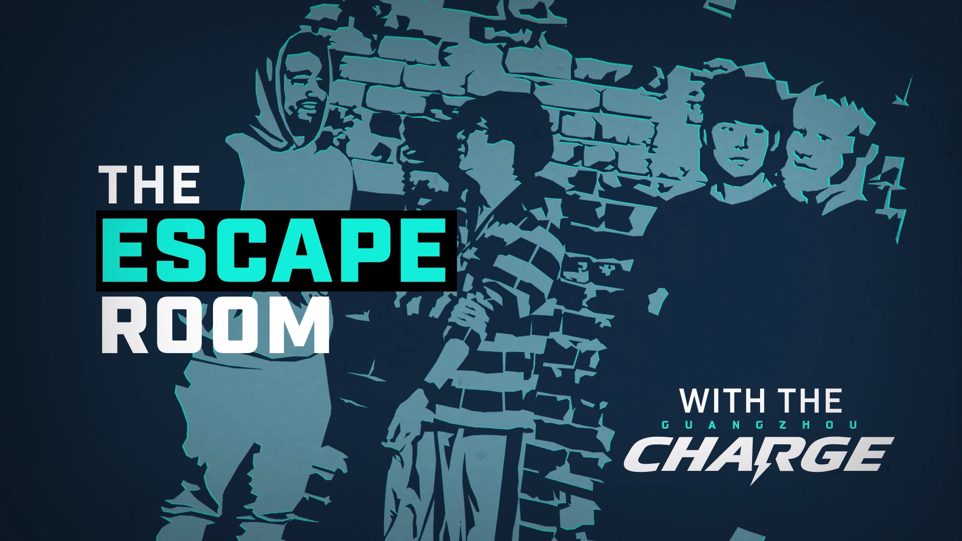 The Escape Room with the Guangzhou Charge