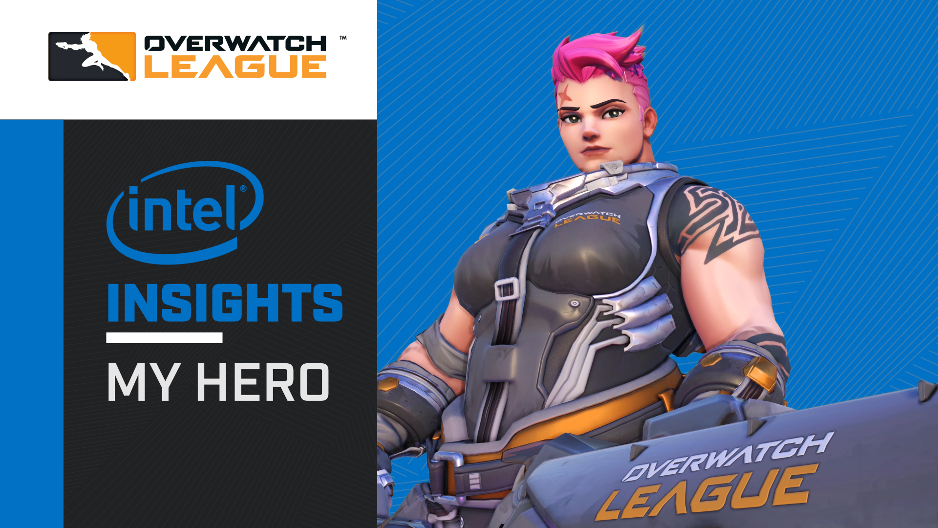 My Hero: Zarya