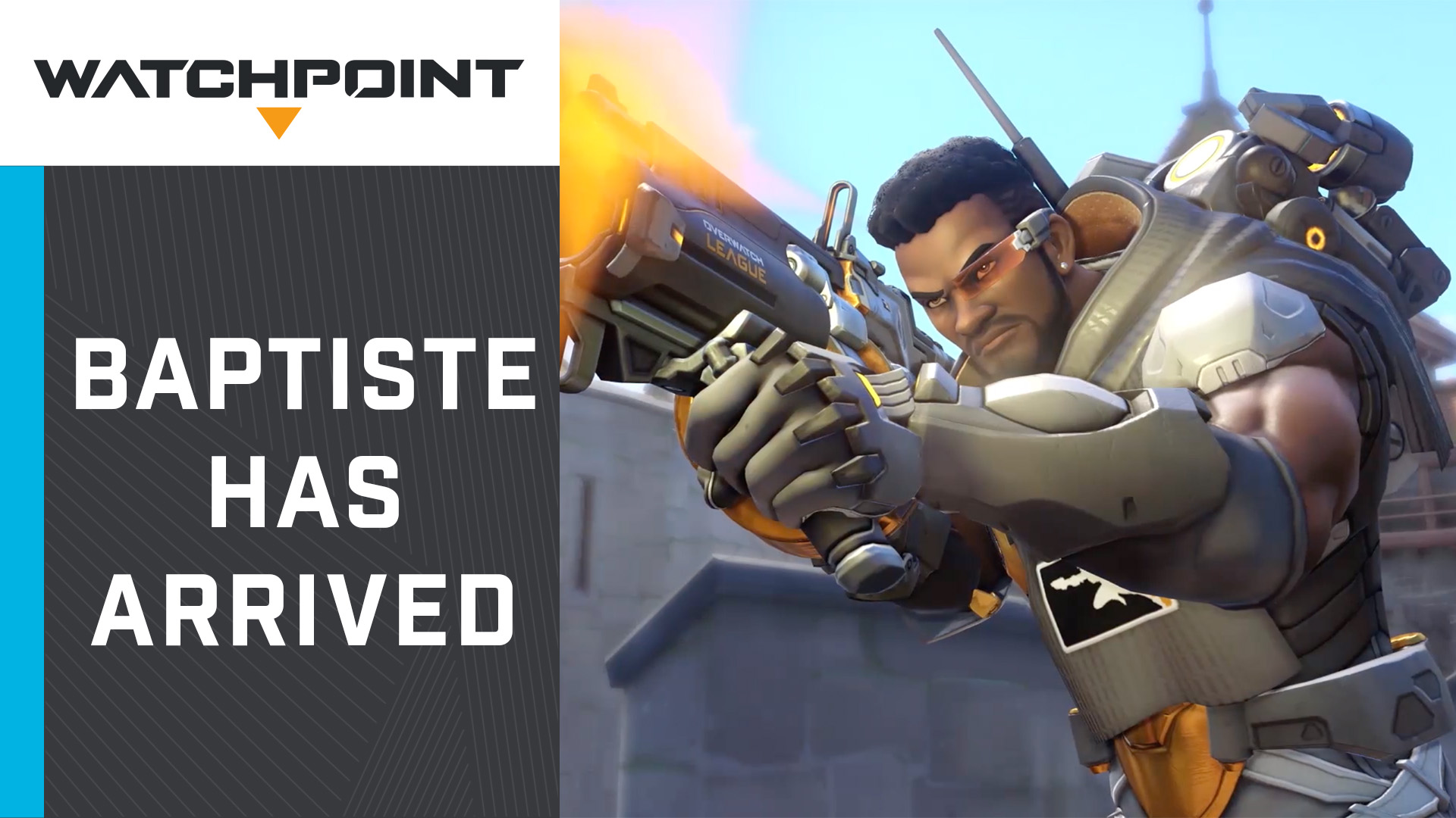 Overwatch League Players Baptiste First Impressions