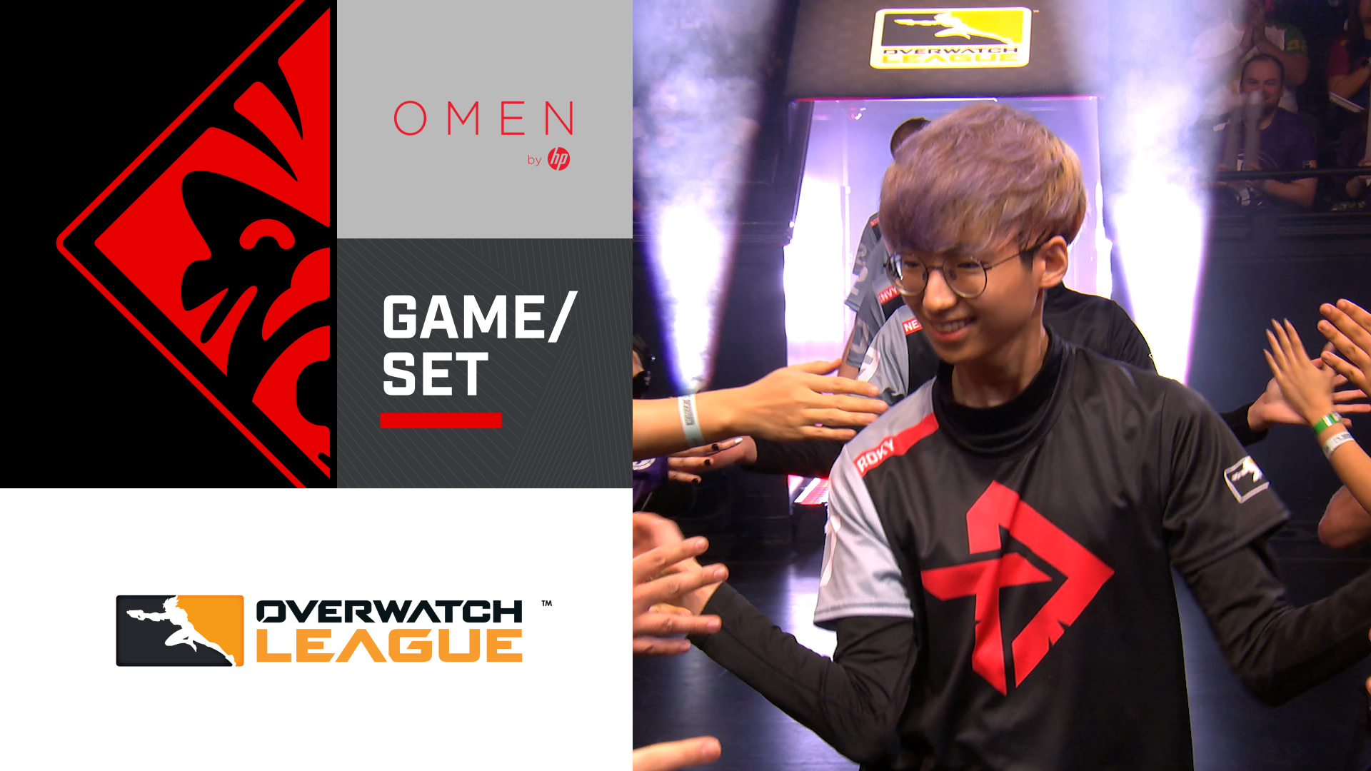 Game/Set with Toronto Defiant's RoKy