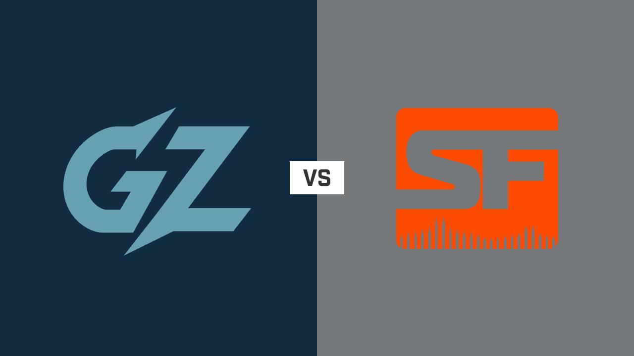 完整比赛 | 广州冲锋队 VS 旧金山震动队