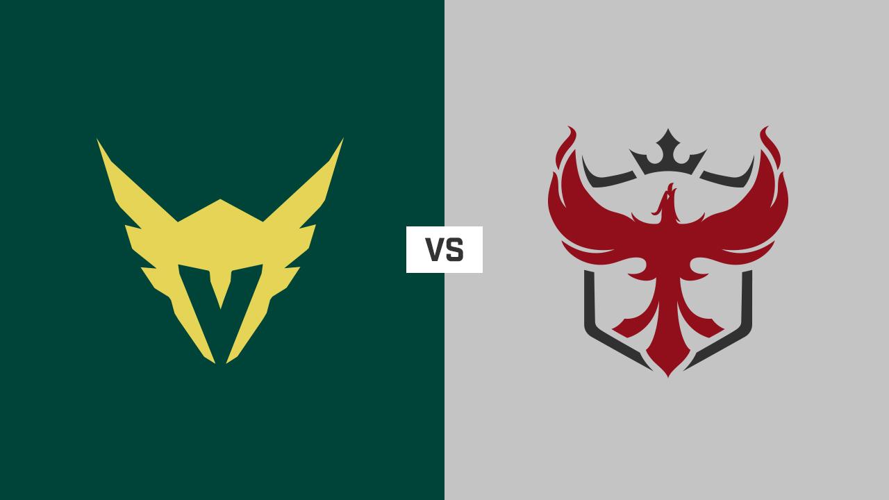 完整比赛 | 洛杉矶英勇队 VS 亚特兰大君临队