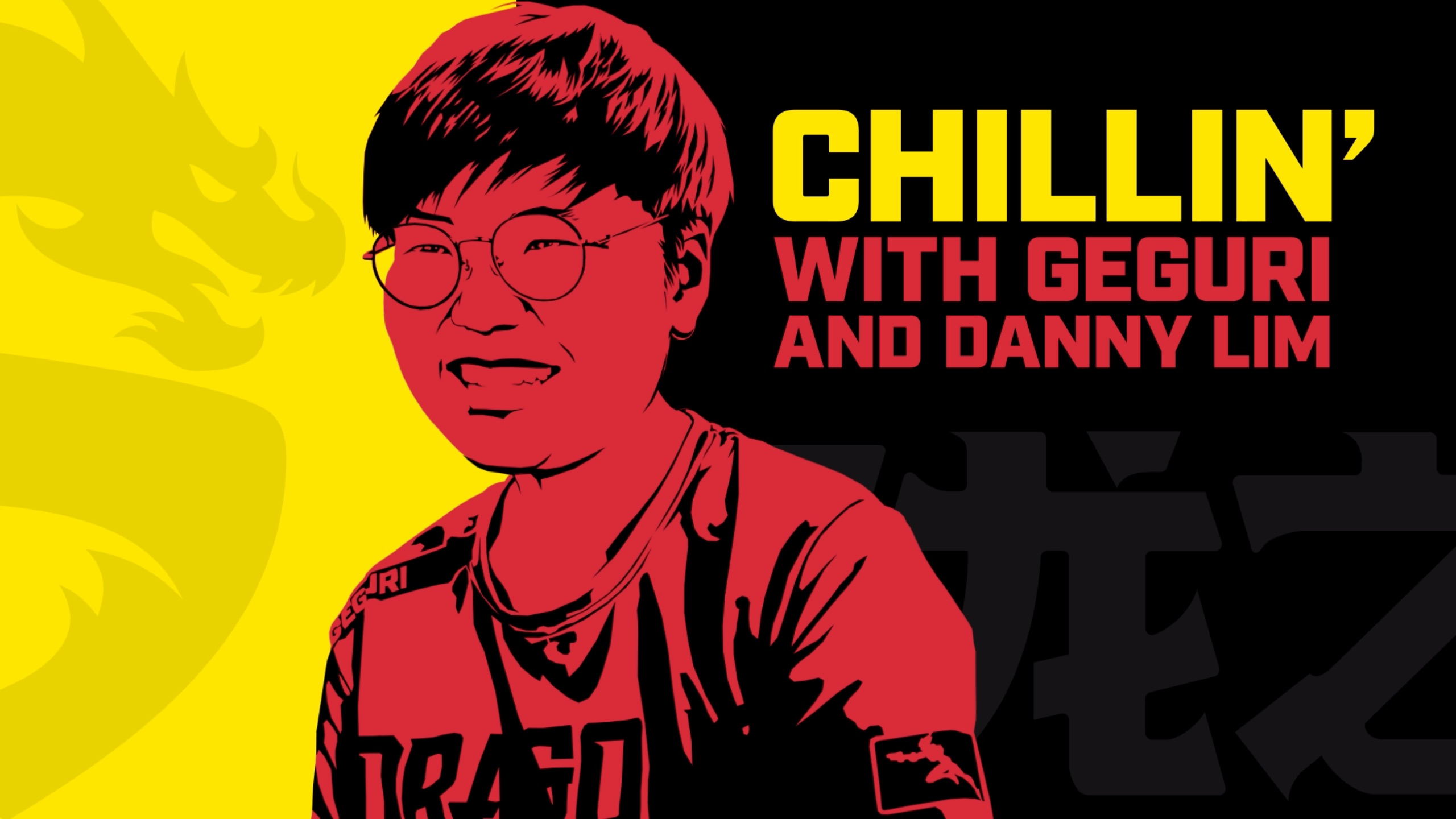 Chillin' with Geguri and Danny Lim