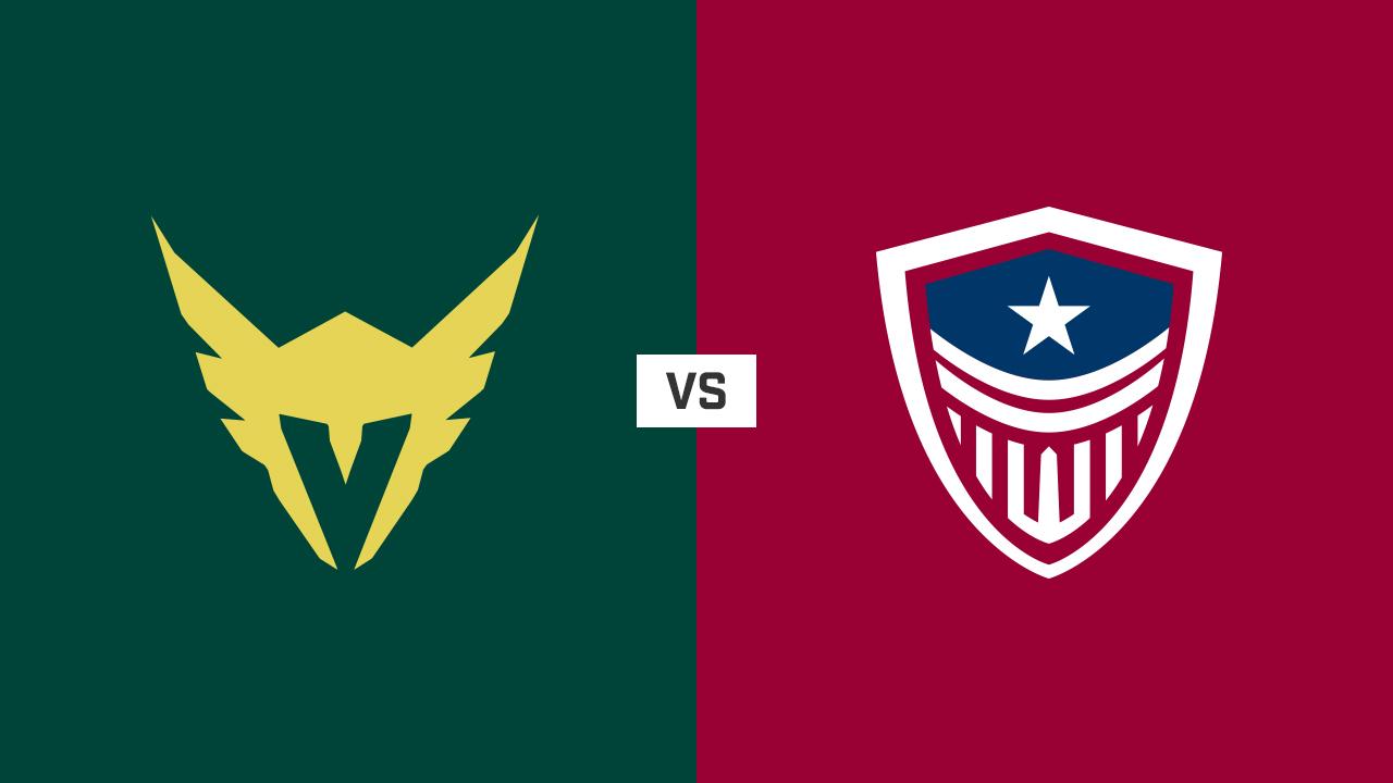 完整比赛 | 洛杉矶英勇队 VS 华盛顿正义队