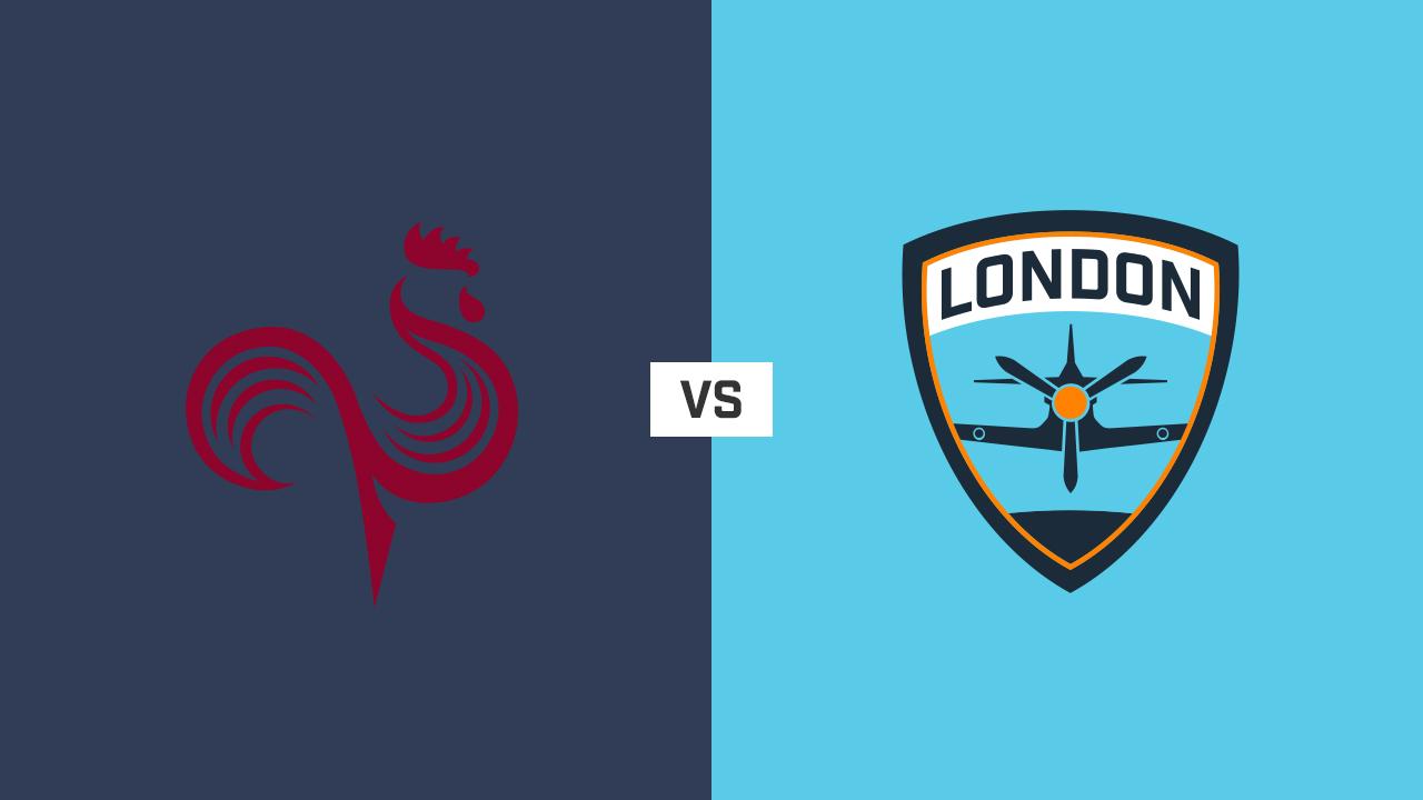 完整比赛 | 巴黎永生队 VS 伦敦喷火战斗机队