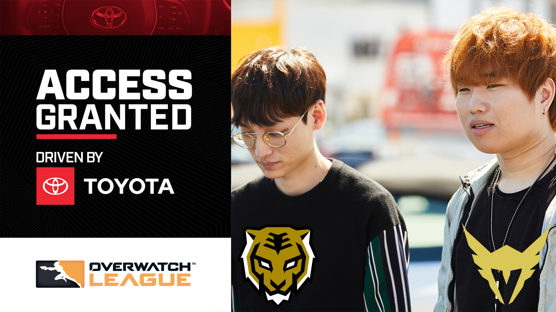 LA Valiant's Bunny and Seoul Dynasty's tobi: Access Granted