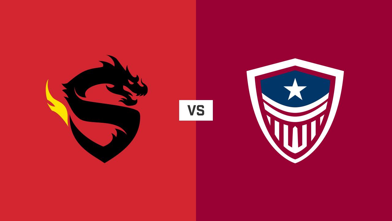 完整比赛 | 上海龙之队 VS 华盛顿正义队