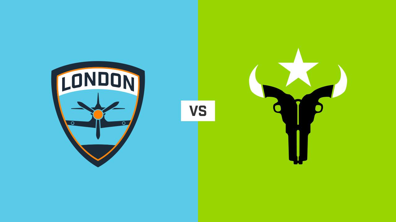 完整比赛 | London Spitfire VS Houston Outlaws