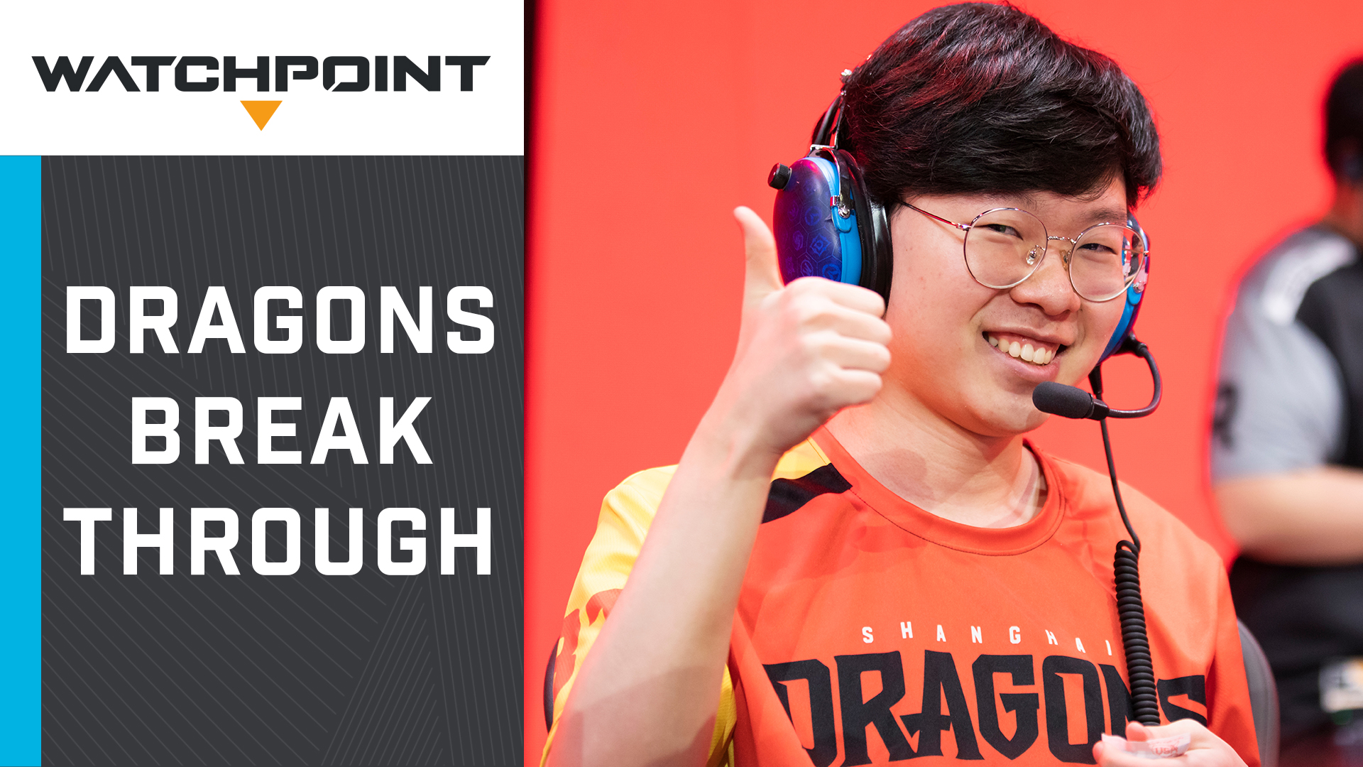 Shanghai Dragons Break Through to Their First Stage Playoffs