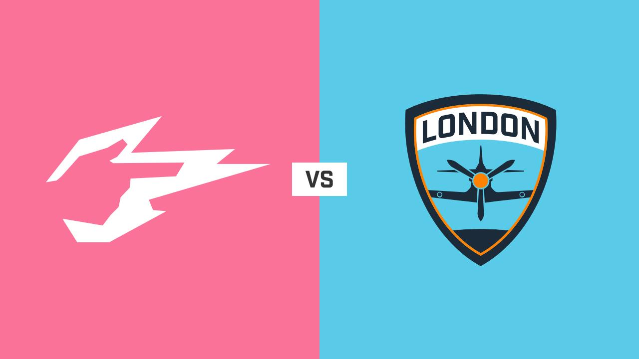完整比赛 | 杭州闪电队 VS 伦敦喷火战斗机队