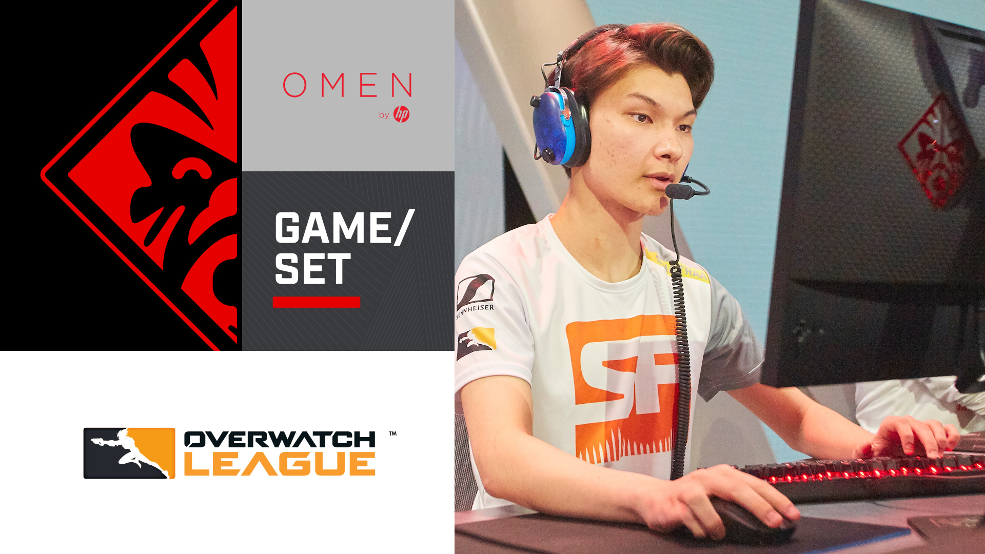 Game/Set with San Francisco Shock's sinatraa