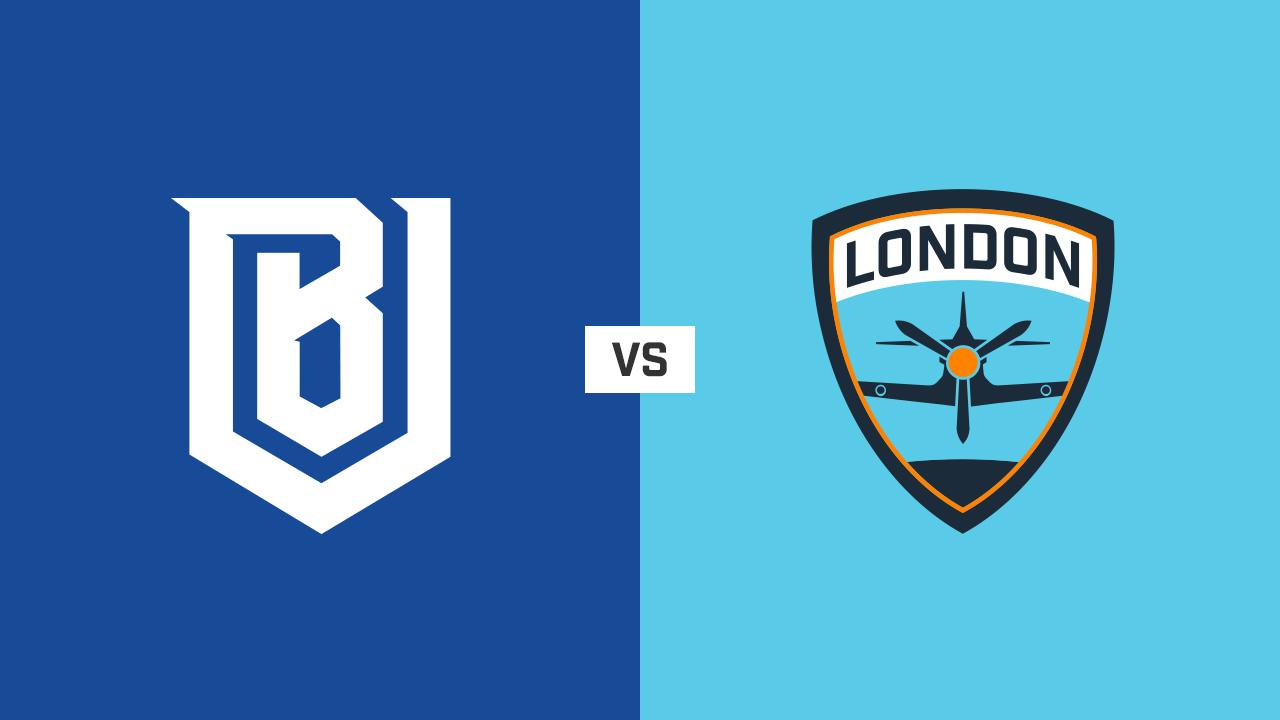 完整比赛 | 波士顿崛起队 VS 伦敦喷火战斗机队