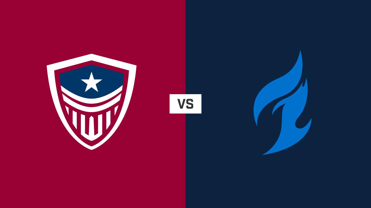 完整比赛 | 华盛顿正义队 VS 达拉斯燃料队