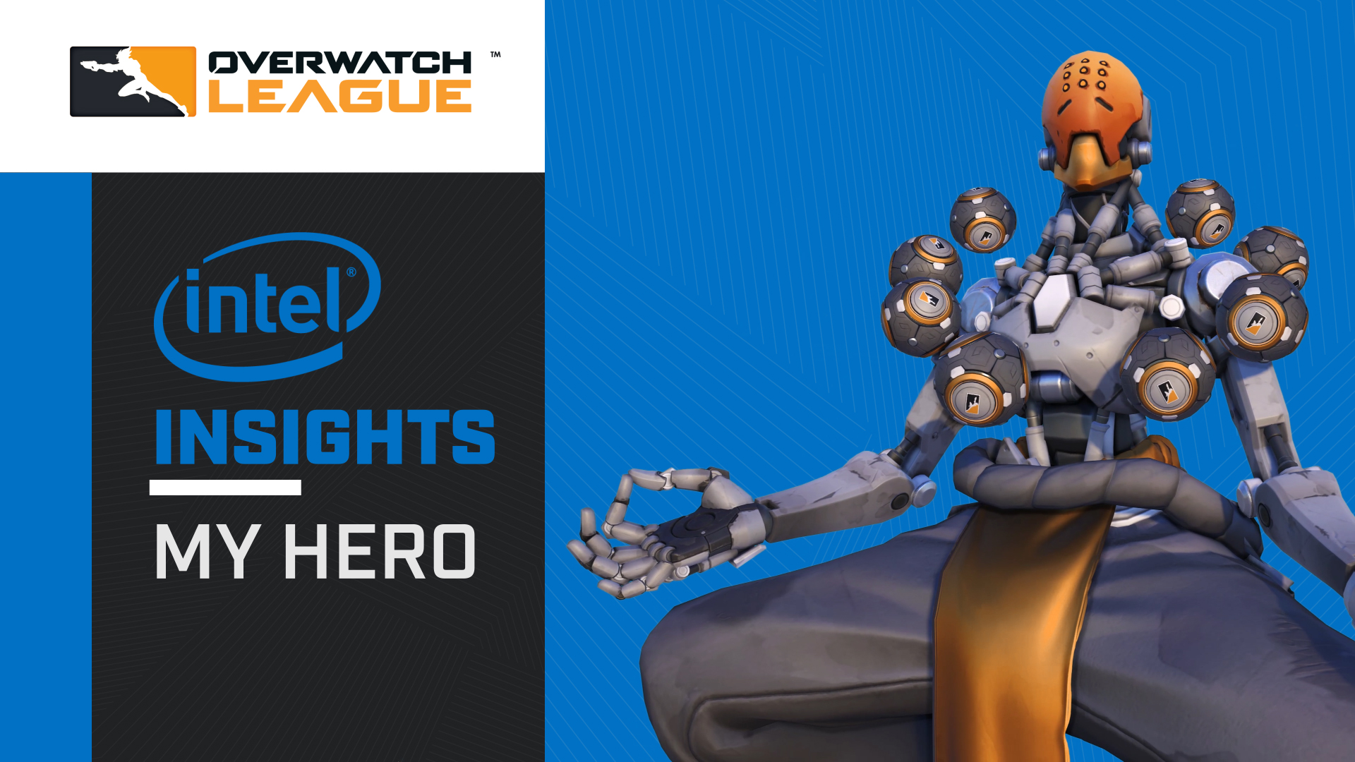 My Hero: Zenyatta