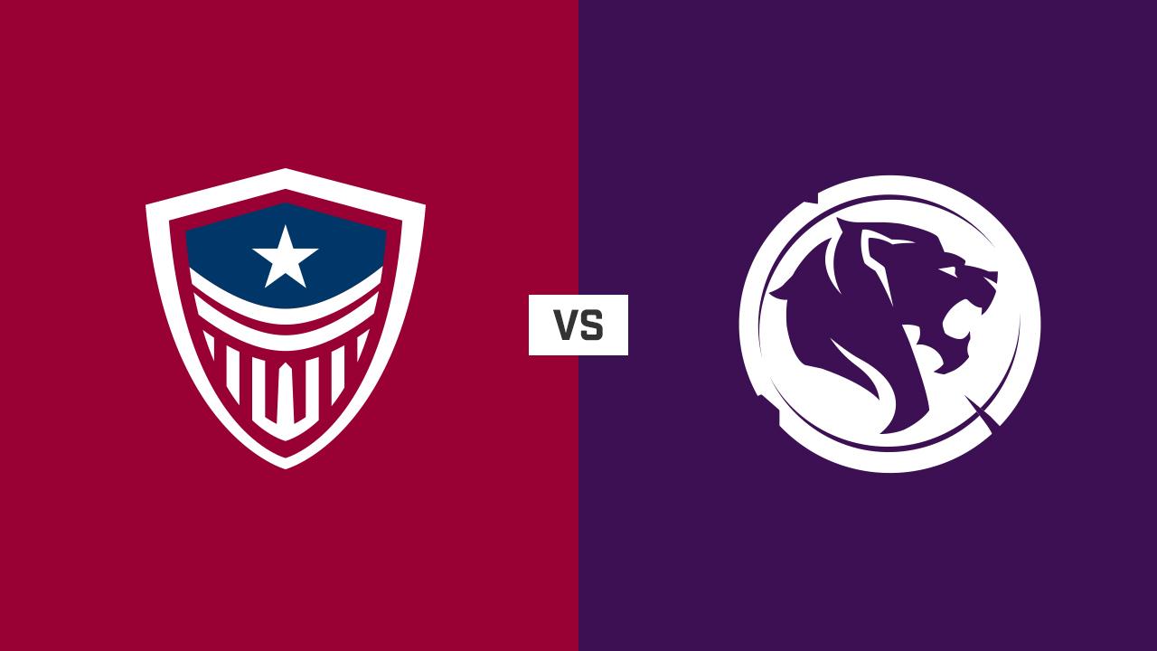 完整比赛 | 华盛顿正义队 VS 洛杉矶角斗士队