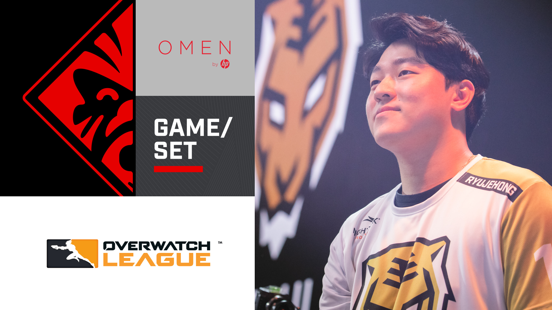 Game/Set with the Seoul Dynasty's ryujehong