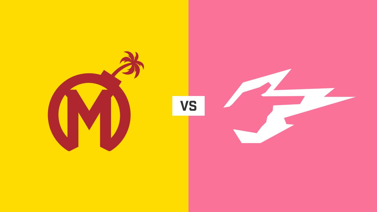 完整比赛 | 佛罗里达狂欢队 VS 杭州闪电队