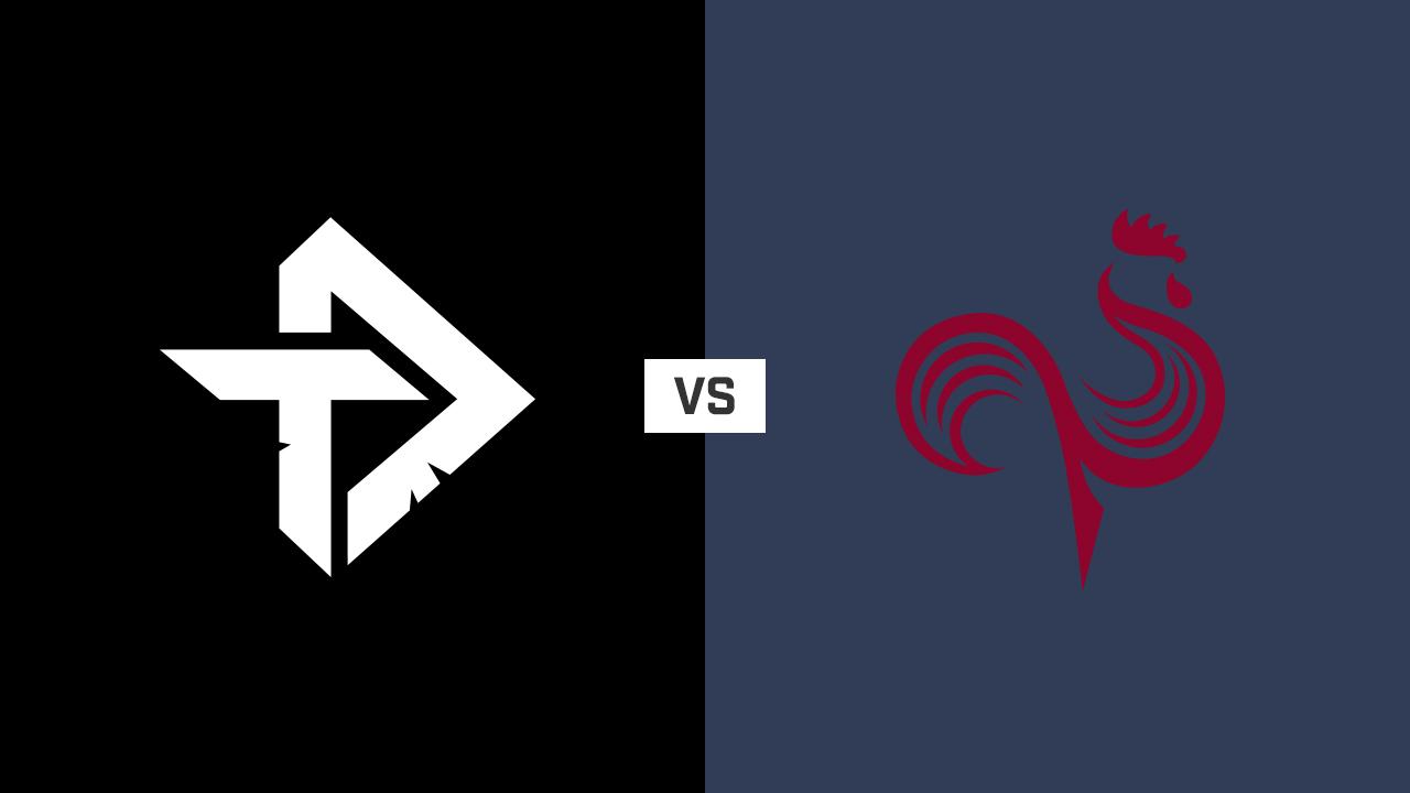 完整比赛 | 费城融合队 VS 上海龙之队
