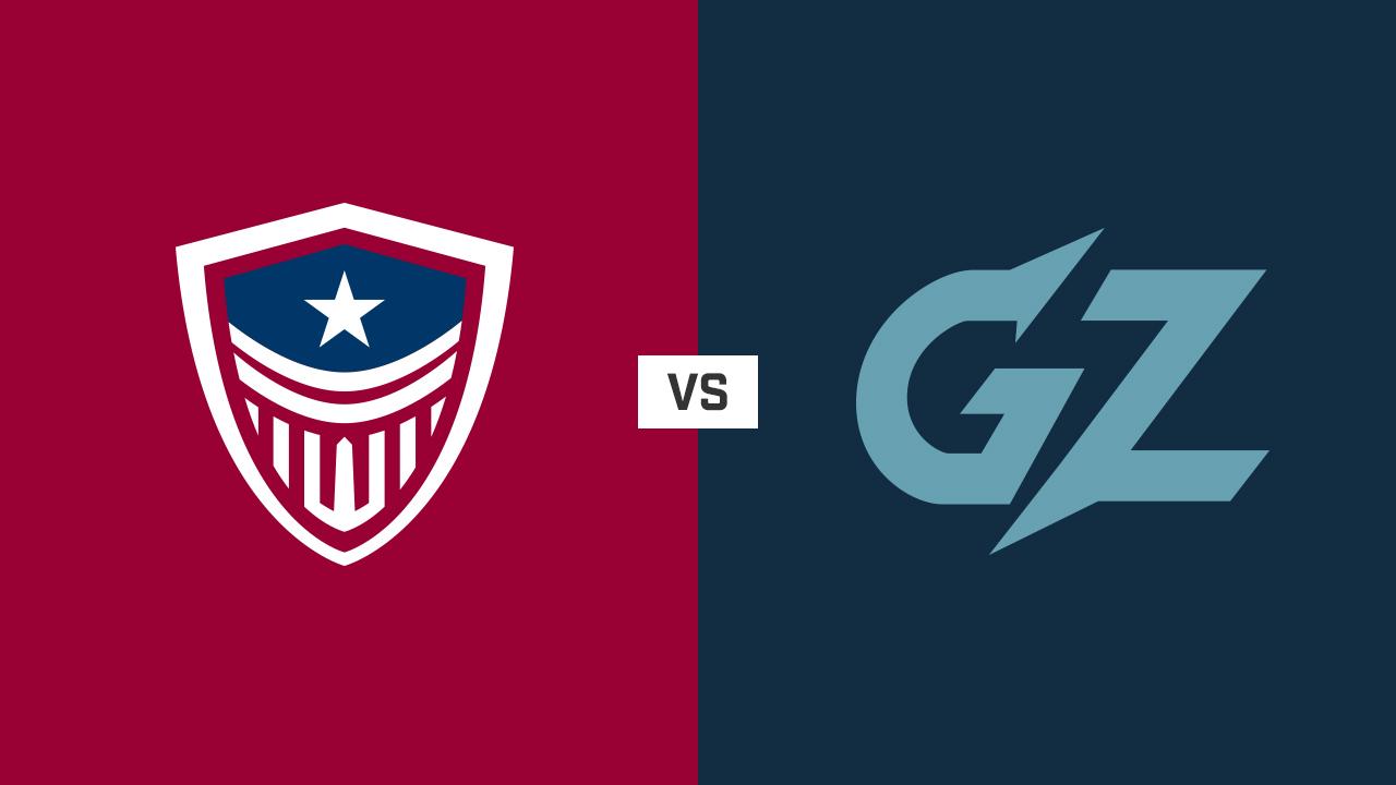 完整比赛 | 华盛顿正义队 VS 广州冲锋队