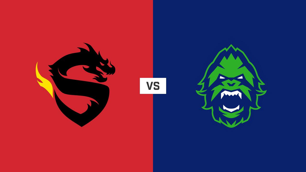 完整比赛 | 上海龙之队 VS 温哥华泰坦队