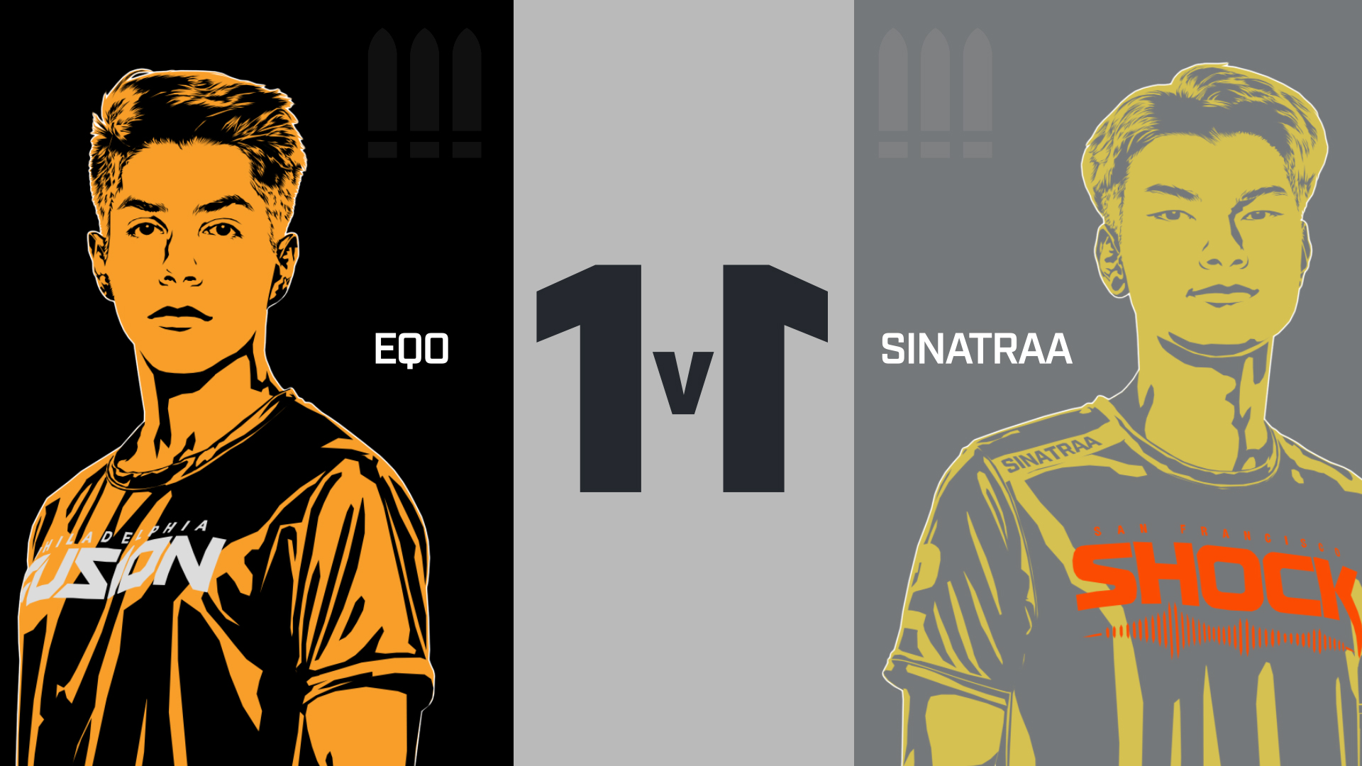 1v1 with EQO and Sinatraa