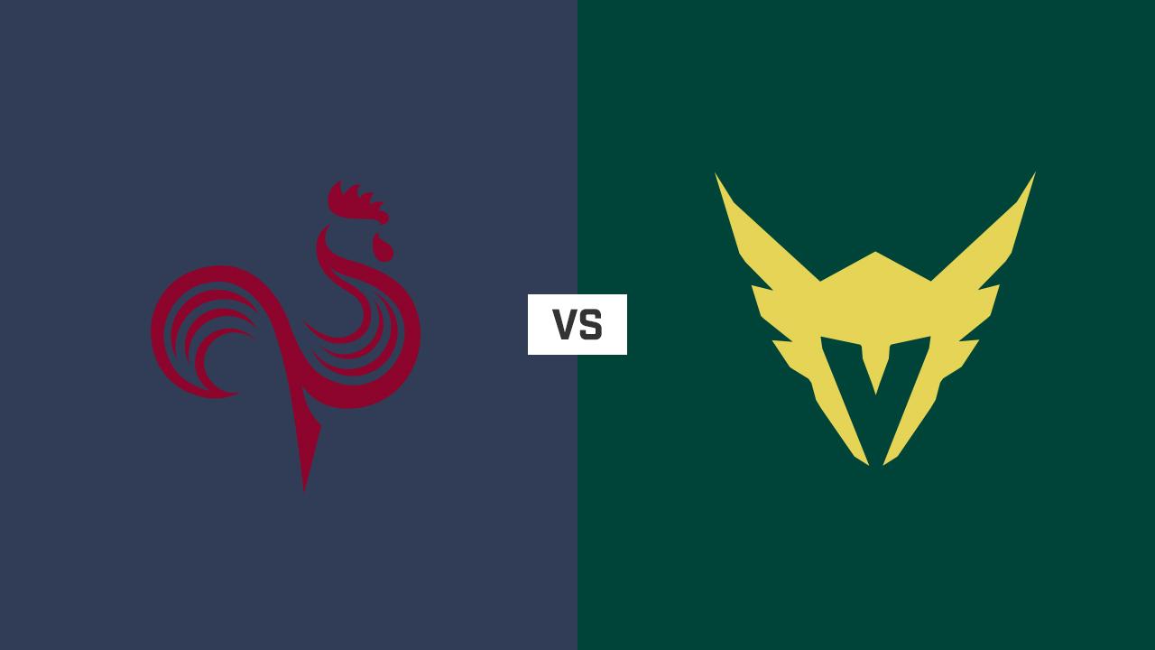 完整比赛 | Paris Eternal VS LA Valiant