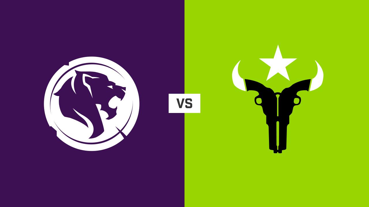 完整比赛 | LA Gladiators VS Houston Outlaws