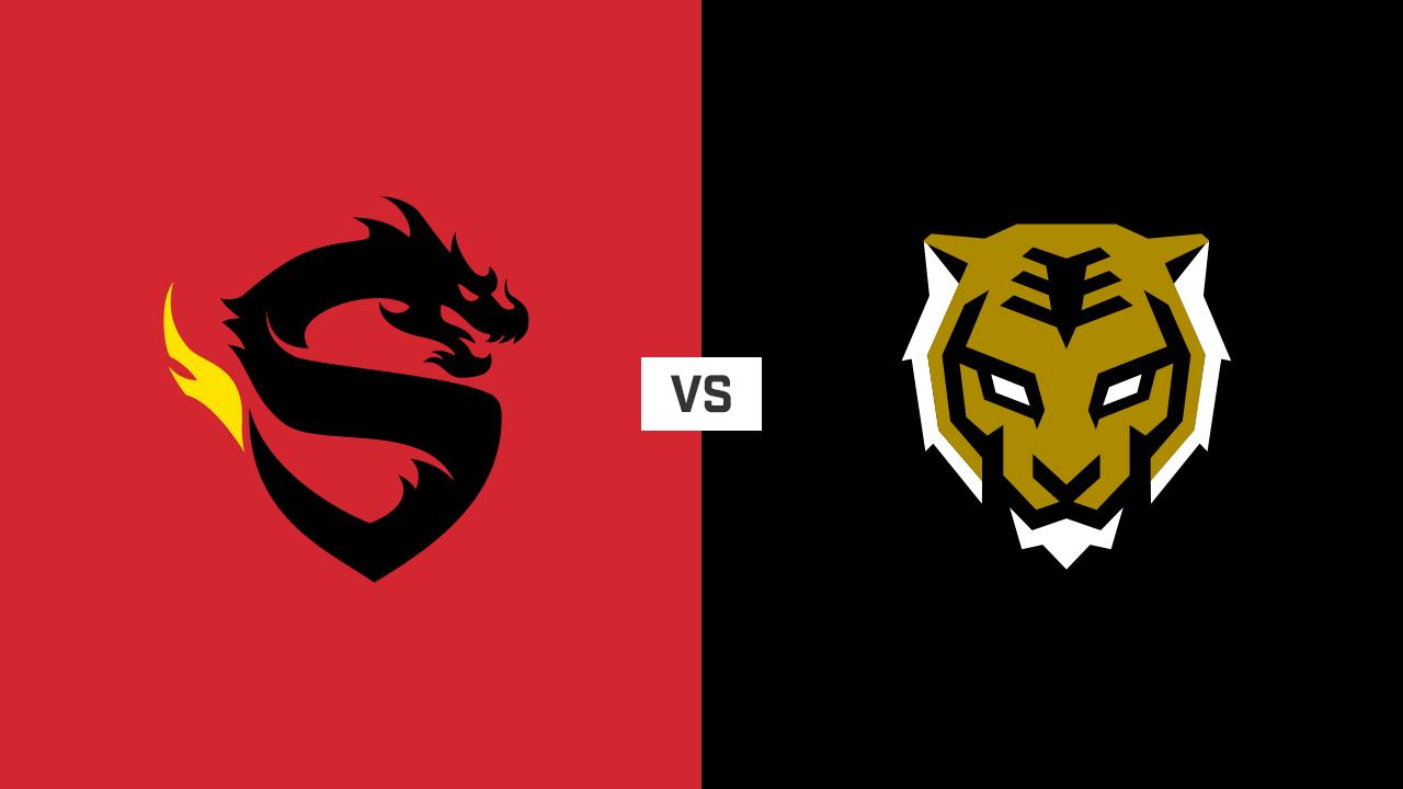 完整比赛 | Shanghai Dragons VS Seoul Dynasty
